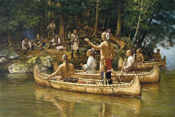 second annual Native American series