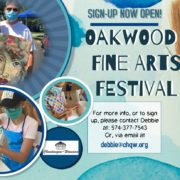 Oakwood Fine Arts Festival
