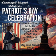 2021 Patriot's Day Celebration