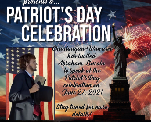 2021 Patriot's Day Celebration