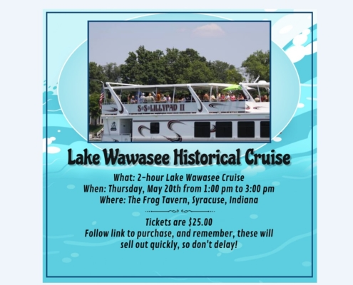 Lake Wawasee Historical Cruise