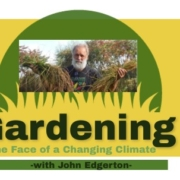 Gardening in the face of a changing climate