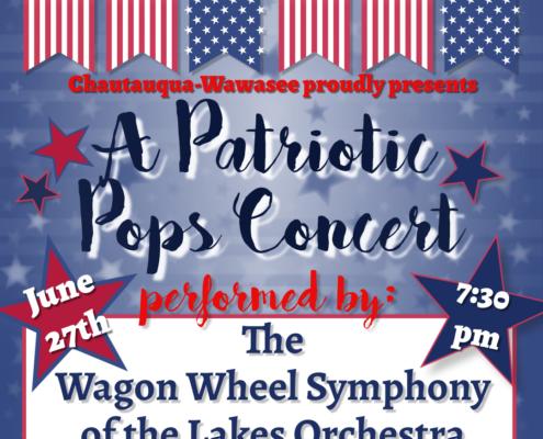 Patriotic Pops Concert