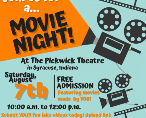 Movie Night at The Pickwick Theatre