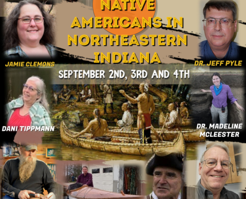 Native Americans of northeast Indiana